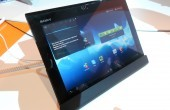 Neues Sony Tablet S im Hands-On – Video & Fotos von der IFA 2012