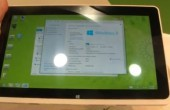 Acer Iconia Tab W510 mit Windows 8 Hands On auf der IFA