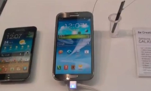 Samsung Galaxy Note 2: Bestes Foto-Feature im Video vorgestellt