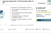 Samsung Galaxy Note II ab Ende September in Deutschland?