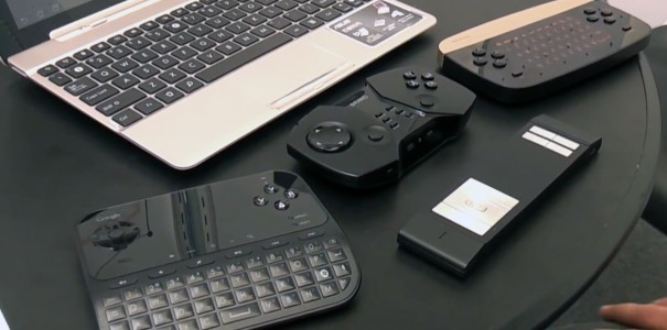 Gamepads & Fernbedienungen für Android- & Windows 8-Tablets im Hands-on auf der IFA 2012