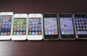 Performance: iPhone 5 vs. iPhone 4S – und alle anderen iPhones