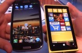 Nokia Lumia 920 mit Windows Phone 8 vs. Samsung Galaxy S3 – Vergleichs-Video
