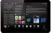 Chameleon Launcher Final auf dem Google Nexus 7
