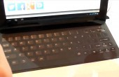 "Sony Xperia Tablet S Keyboard Cover im ""Tipp-on"" auf der IFA 2012"