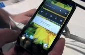 ZTE Grand X IN Smartphone mit Intel x86-CPU & Android 4.0 im Hands-on