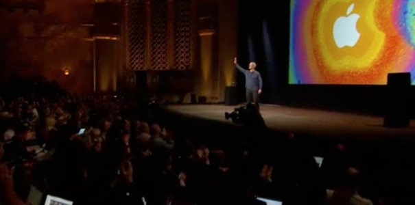 Kommentar zum Apple Event