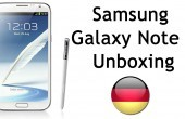 Samsung Galaxy Note 2 im Unboxing und Hands On