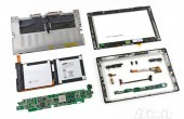 Microsoft Surface im Teardown