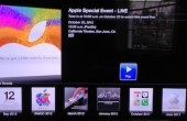 Update: Apple TV: iPad Mini-Event als Stream schauen