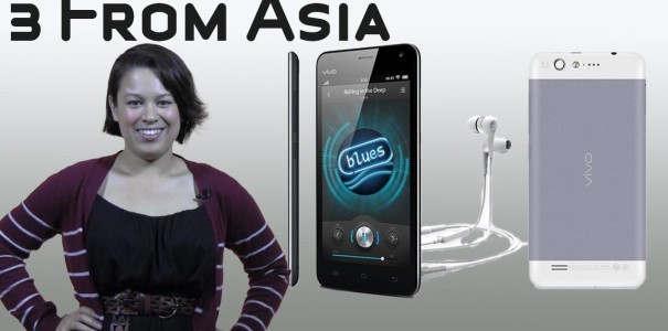 3 from Asia – Audiophiles Smartphone, Paperwhite in China und Nexus 4 in Korea