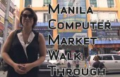 Manila Computer Market Walk Through
