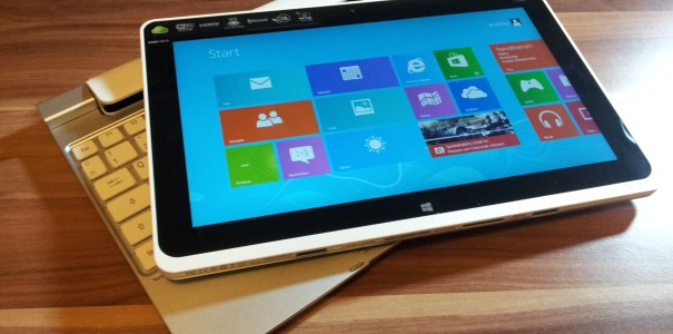 Acer Iconia Tab W510 im Unboxing und Hands On