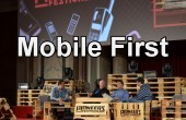 Mobile First, World Domination second: Sascha Pallenberg auf dem Pioneers Festival