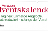 Amazon Adventskalendar: Tastaturen, Software, Soundsystem und ein Schmankerl!