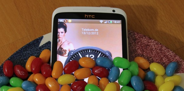 HTC One X Android 4.1.1 & Sense 4+ Update im Test