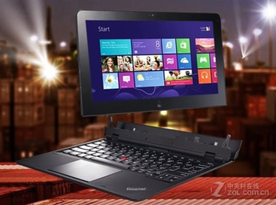 Lenovo ThinkPad Helix: erstes Unboxing-Video