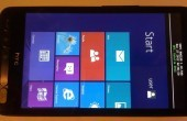 Windows RT läuft auf dem HTC HD2 Smartphone – Hack bringt Windows 8 auf's Handy