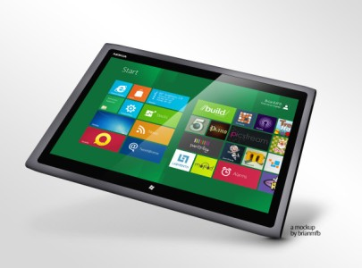 Nokia: Windows RT Tablet kommt mit Akku Cover