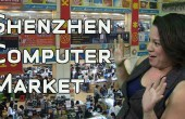 Shenzhen Computer Markt Walk Through – Huaqiangbei Distrikt