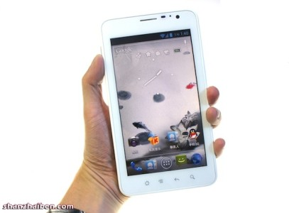 Zenithink ZTPad N6 Smartphone-Tablet mit 6-Zoll-Display