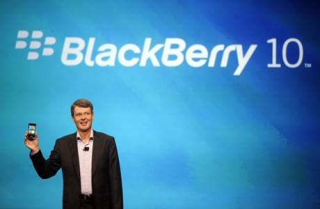 BlackBerry 10 Launch – Superbowl Reklame und Mobile Geeks in Dubai