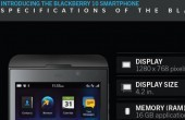 BlackBerry Z10 L-Series: Leak verrät Spezifikationen