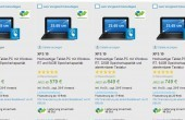 Dell XPS 10 Windows RT Tablet mit Tastatur in Deutschland lieferbar