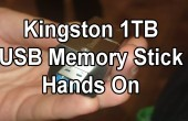 Kingston 1TB USB Stick im Hands On – CES 2013