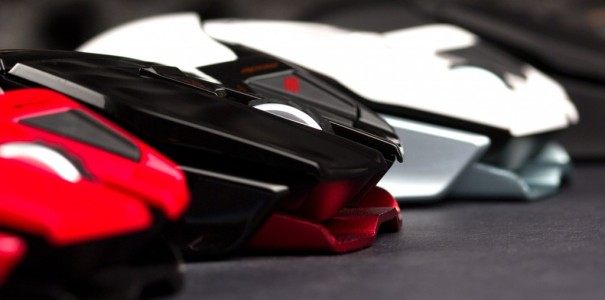 CES 2013: Mad Catz demonstriert Bluetooth Game Controller und Gaming Mouse