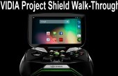 Project Shield von NVIDIA im Walk-through bei der CES