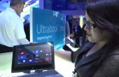 CES 2013: Rundgang am Messestand von Intel