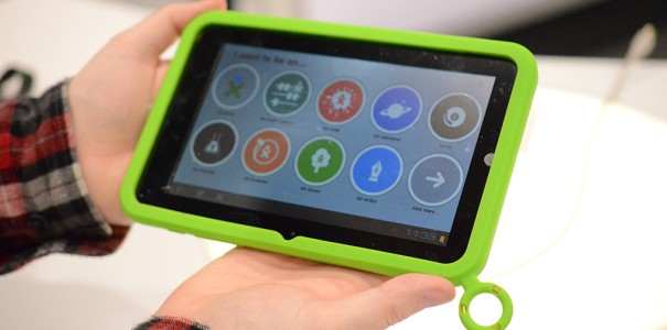 CES 2013: OLPC XO Tablet im Hands-on