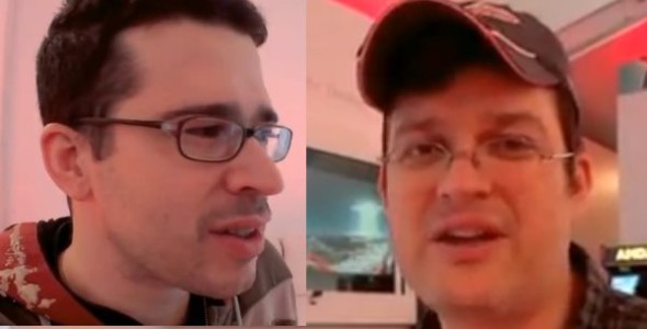 "CES 2013 – Chris Pirillo und Sascha Pallenberg im ""Mobile Geek Out"""