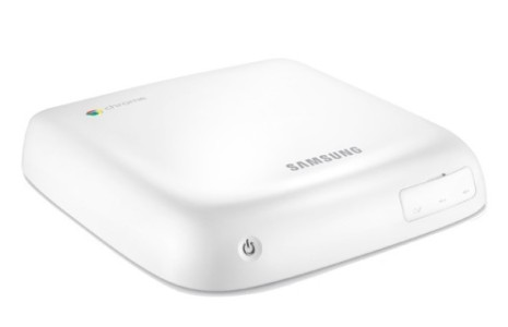 Samsung Series 3: Chromebox in neuem Design