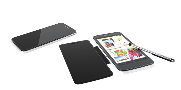 Alcatel One Touch Scribe HD & Scribe X: Neue 5inch-Smartphones mit Quad-Core-CPU – 720p & 1080p-Displays