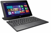 Video: TransSleeve Falt-Cover & Bluetooth-Keyboard für ASUS Vivo Tab Smart Tablet im Hands-on auf der CES 2013