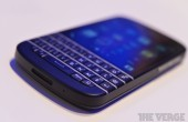 BlackBerry Q10 im Hands-on Video