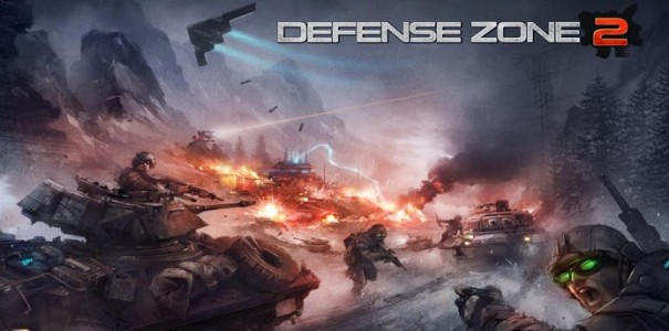 Defense zone 2 HD: Tower Defense der etwas anderen Art