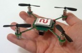 MeCam: Mini-Quadrocopter streamt Videos auf euer Smartphone