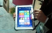 CES 2013: Panasonic FZG1 10 Zoll Tough Pad im Hands-on *Update: deutsches Video*