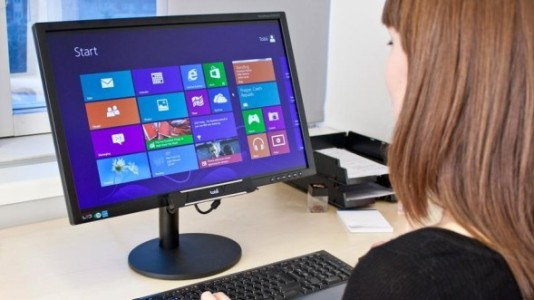 CES 2013: Tobii Rex – Eye Tracker für Windows 8 im Hands-on