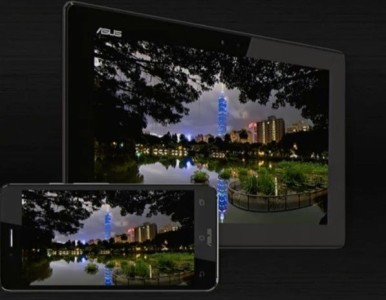 MWC: ASUS PadFone Infinity Full HD 5-inch Smartphone + 10.1-inch Tablet