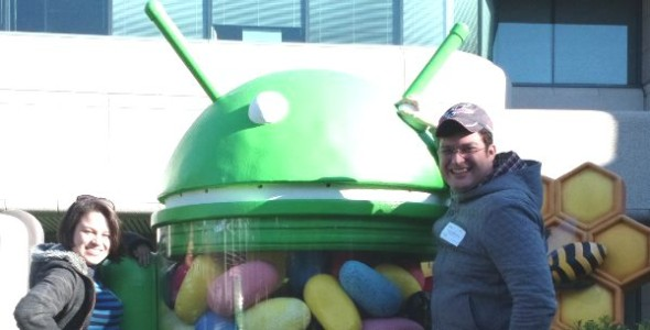 Jelly Bean auf 13.6% aller Android Systeme – Gingerbread am verbreitesten