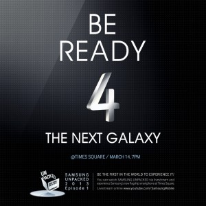 Samsung Galaxy S4: Erster Video-Teaser ist online *Update: 2. Video*