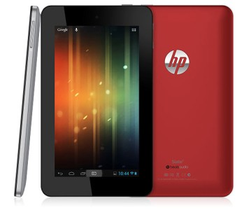 HP Slate 7 Android Tablet für 149 Euro im Hands-on Video