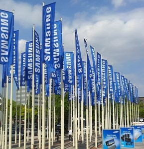 Samsung erklimmt den Smartphone-Thron in China