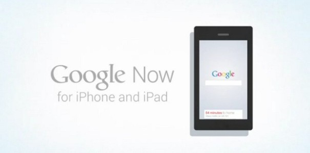 Video kündigt Google Now für iPad und iPhone an