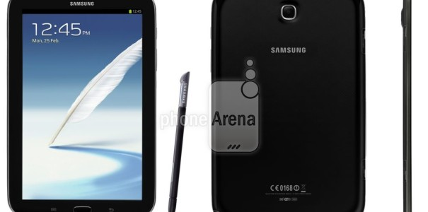 Samsung Galaxy Note 8.0 in Schwarz!