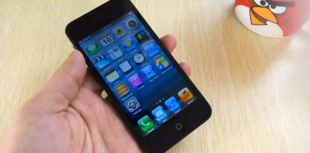 Goophone i5S: Apple iPhone 5s Klon lässt sich in Video blicken